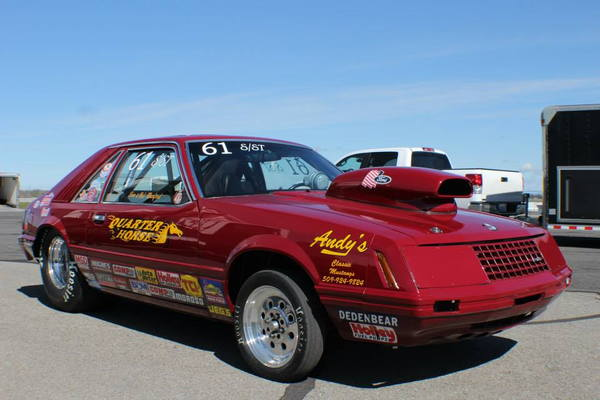 1981 Ford Mustang Turnkey Race Car  for Sale $25,000