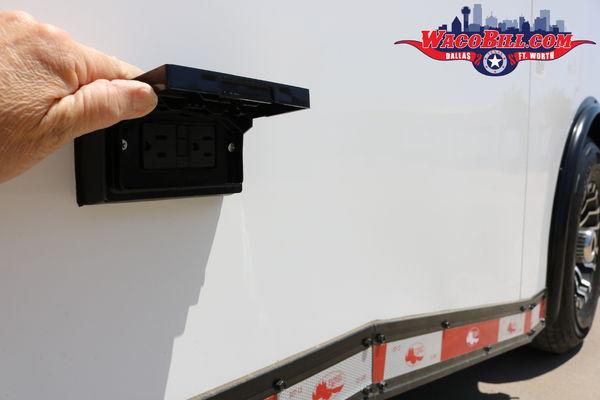 32' Auto Master Race Trailer @ Wacobil.com