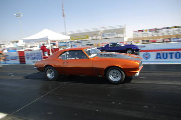 1968 Camaro, 275 Drag Radial, Stock Susp (4sec, 1.1x 60')  for Sale $58,500