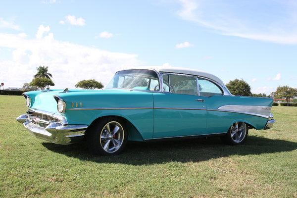 1957 Chevrolet Bel Air  for Sale $80,000