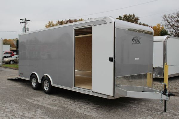 2019 ATC Raven 20ft Enclosed Car Hauler  for Sale $10,995