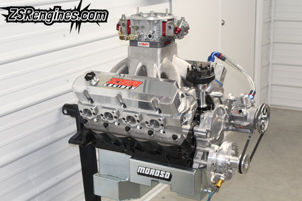 """875hp 438"""" SBF Crate Engines  for Sale $21,999"""