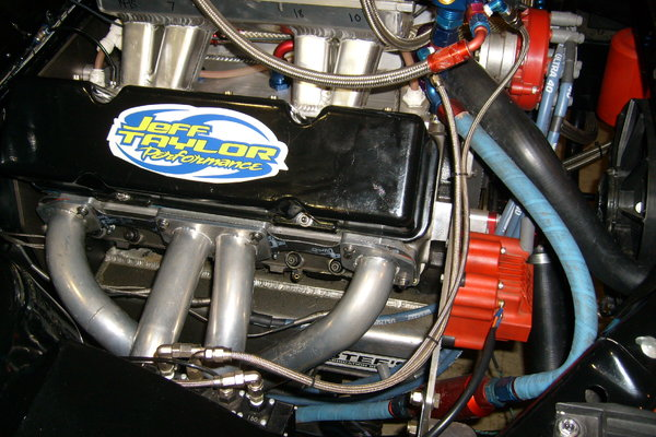 """Jeff Taylor 316"""" Chevy SuperStock/Comp Modified Engine  for Sale $21,500"""
