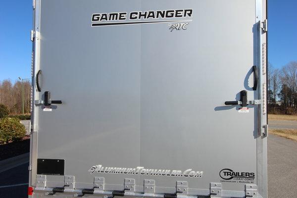 2021 ATC Game Changer 2816 28ft. Aluminum w/6,000lb. Axles T