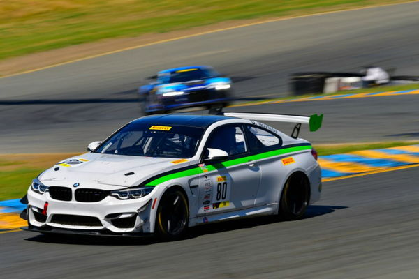 2018 BMW M4 GT4  for Sale $159,000