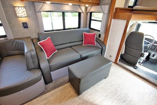 2020 RENEGADE RV Valencia 38RB Class C Motorhome