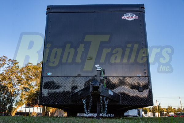 2020 8.5X32 Cargo Mate Race Trailer  for Sale $24,999