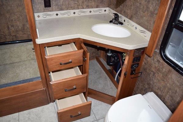 2012 Tiffin Motorhomes Allegro Red  for Sale $59,900