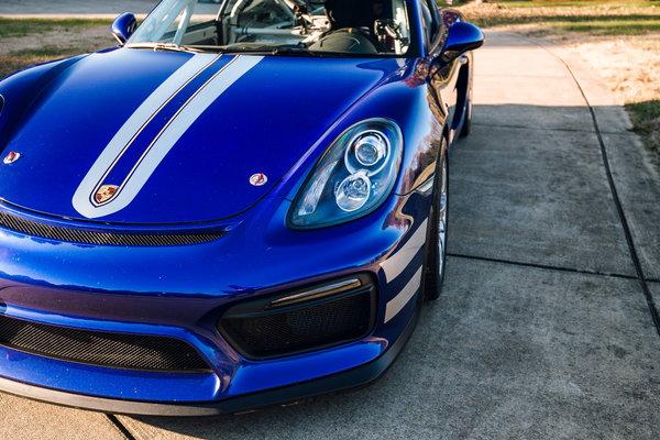 2016 Porsche Cayman GT4 Clubsport  for Sale $143,500