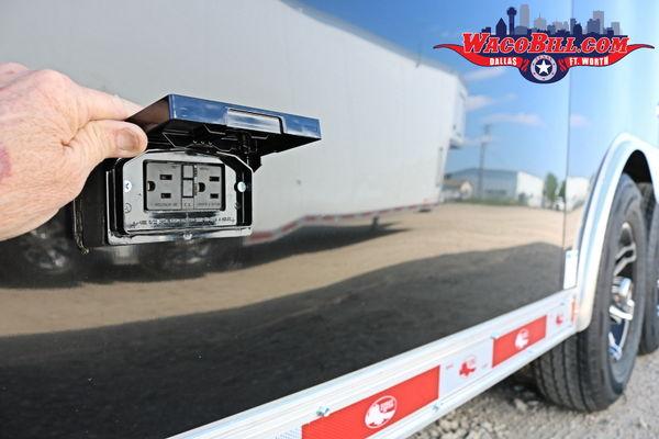 32' Auto Master Enclosed Race Car Trailer IN-STOCK!