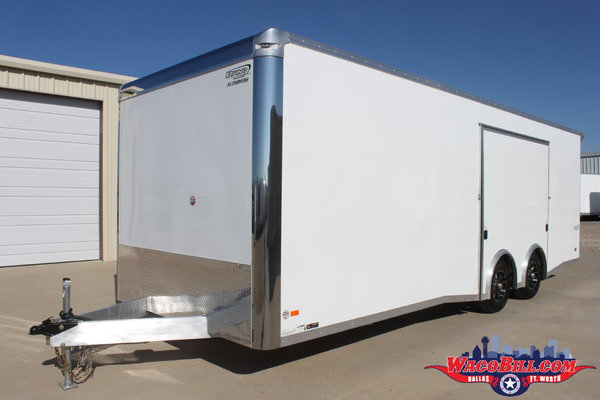 24' Aluminum Bravo Silver Star Escape Door Wacobill.com
