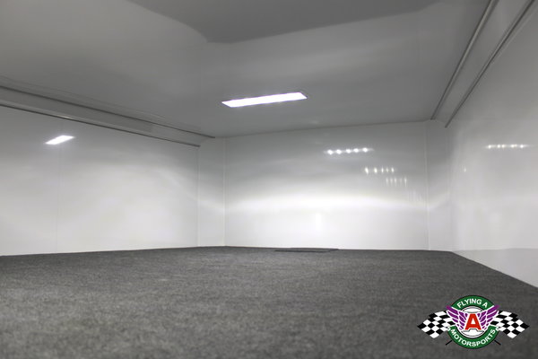 2021 inTech 38' Gooseneck Race Trailer #06231