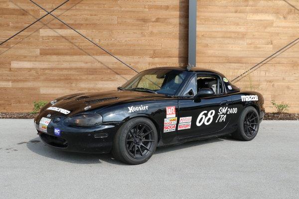 1999 Mazda Miata Race Car /Track Day  for Sale $13,900