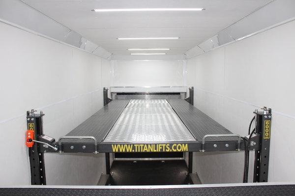2020 28' Millennium Stacker 6k Car Lift