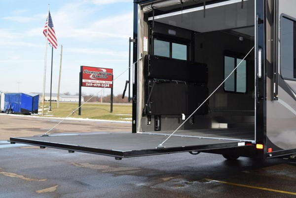 2021 ATC ALL ALUMINUM 8.5x29 TOY HAULER w/ FRONT BEDROOM  for Sale $60,995