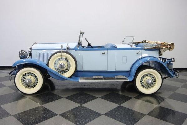 1929 Chrysler Series 75 Tonneau Phaeton  for Sale $47,995