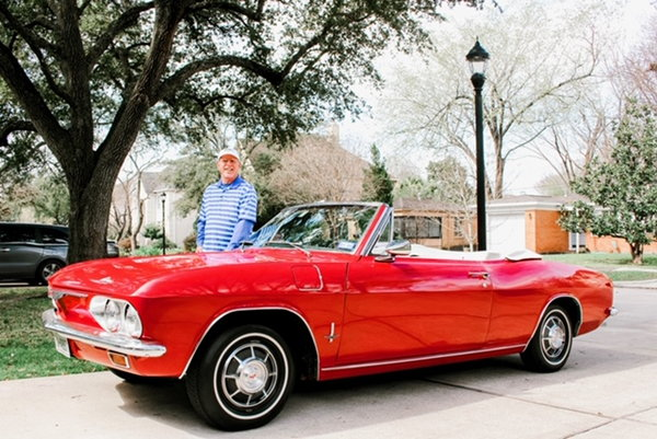 1965 Chevrolet Corvair  for Sale $15,000