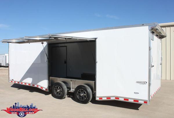 24' Aluminum Bravo Escape Door IN-STOCK! Wacobill.com