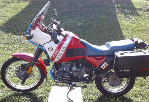 1991 BMW R 100 GS Paris Dakar  for Sale $5,000