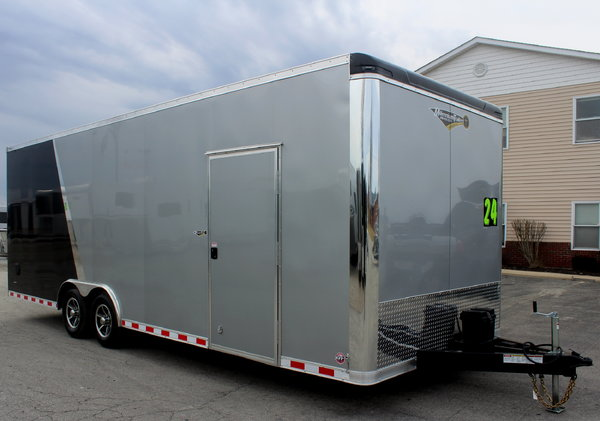 CANCELLED 24' 2019 2 Tone LOADED Trailer