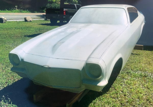 Complete Fiberglass Car Bodies