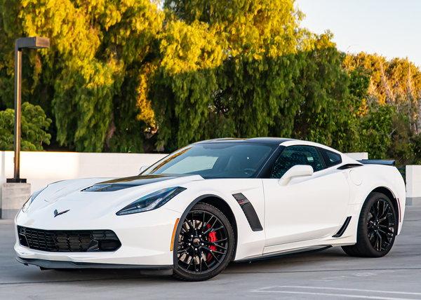 Low Mileage Corvette z06