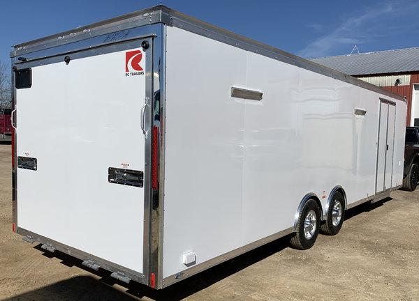 2021 28' RC Aluminum Trailer  for Sale $21,929