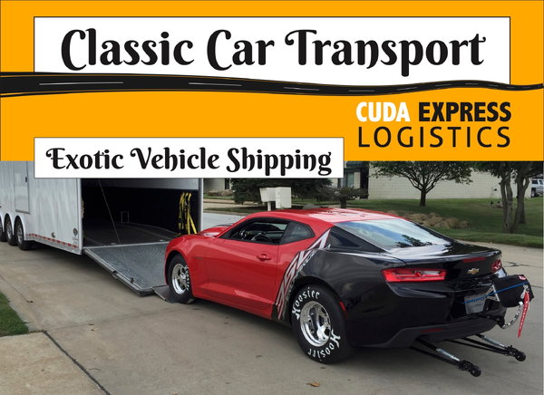 Classic/Exotic Vehicle Transport