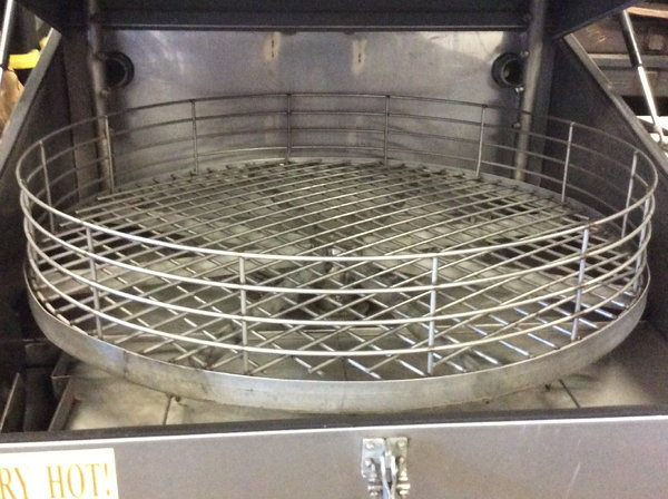 HEATED STAINLESS PARTS WASHER  for Sale $6,000
