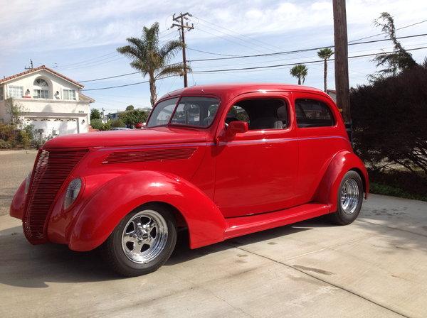 Desirable 1937 Ford Slantback  for Sale $49,000