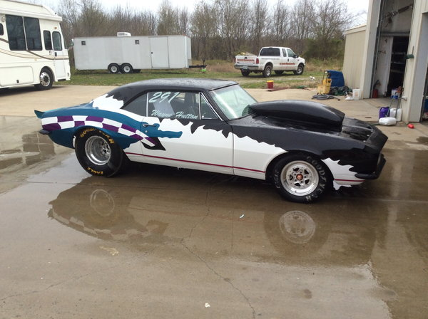 1968 Camaro Project For Sale >> 1968 Camaro Ss Dm Gary Jennings Car For Sale In Portland Tn Price 49 900