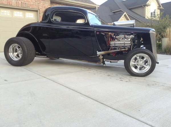Blown 33 Coupe  for Sale $49