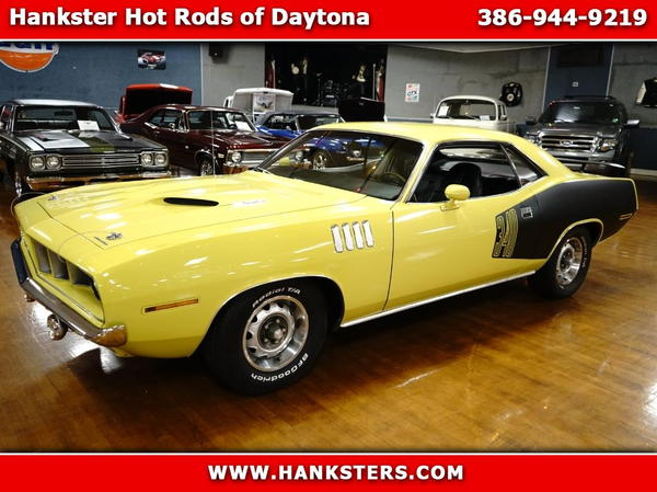 1971 Plymouth Cuda For Sale 64900
