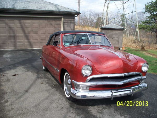1950 FORD CUSTOM  for Sale $24,949