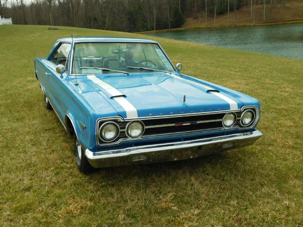 1967 PLYMOUTH GTX  for Sale $29,949