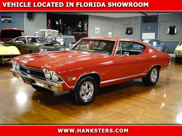1968 Chevrolet Chevelle  for Sale $34,900