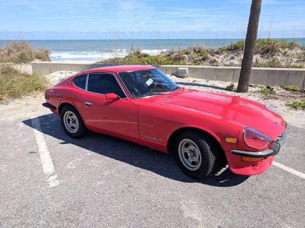 1971 DATSUN 240Z  for Sale $19,949