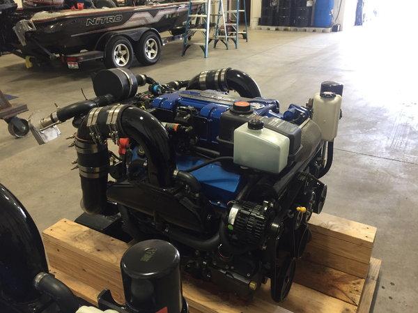 Mercury 520 w/Bravo-1XR Sterndrives  for Sale $35,000