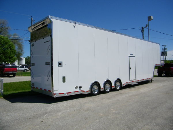2020 ATC Quest 8.5x44 Aluminum Sprint Series Gooseneck