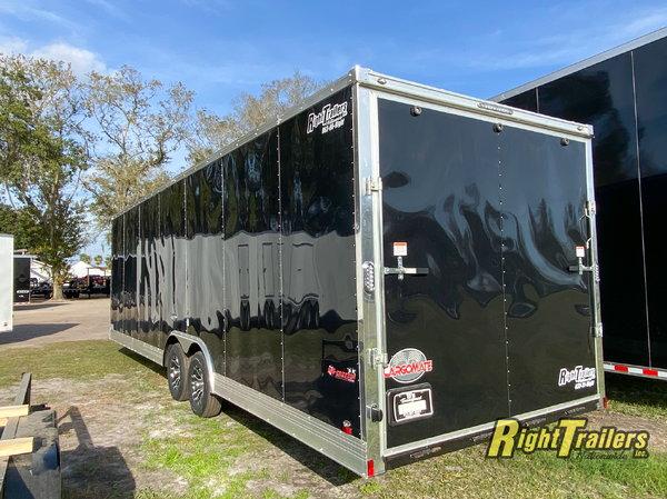 8.5X28 Cargo Mate Race Trailer