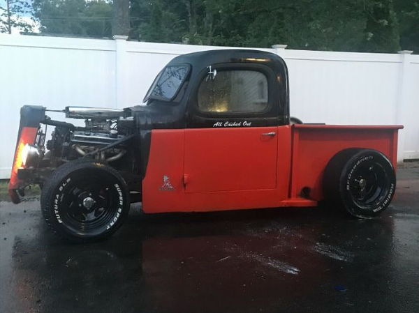 1947 CHEVY PICK UP TRUCK RAT ROD  for Sale $13,500