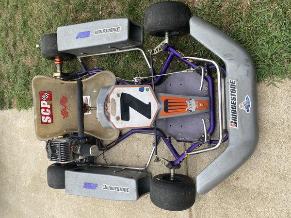 2001 Margay - Adult Racing Kart  for Sale $1,750