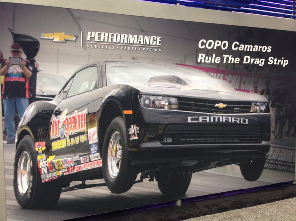 Historic COPO Camaro  for Sale $159,000