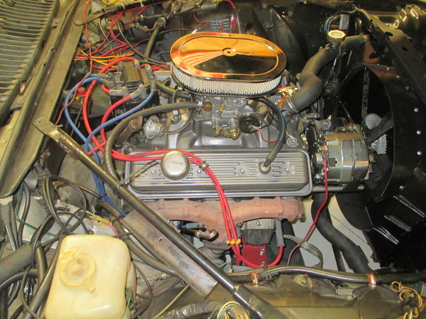 Chevy Stroker Engine  for Sale $4,000
