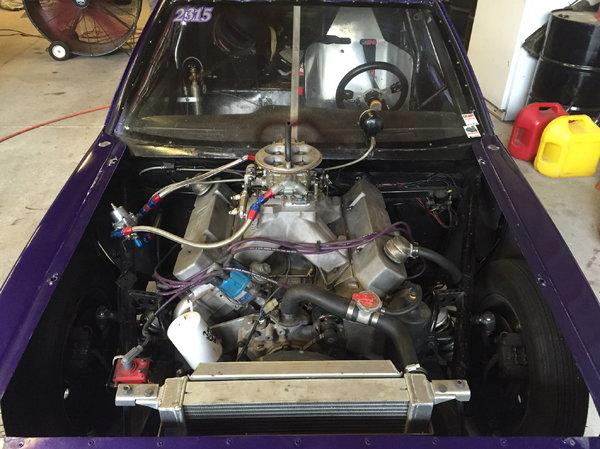 77 Plymouth Arrow S/PRO S/G 572 MOPAR   for Sale $30,000