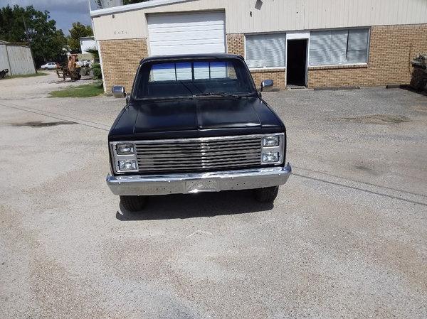 1985 Chevrolet C10  for Sale $9,500