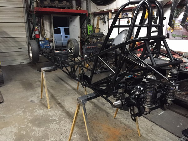 """Altered 125"""" LS1 & Powerglide  for Sale $18,000"""