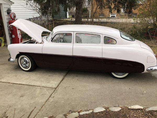 1948 Hudson Commodore Series  for Sale $17,000