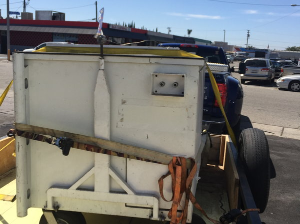 Early Christmas present PETERBILT TRUCK AND STACKER TRAILER  for Sale $97,500