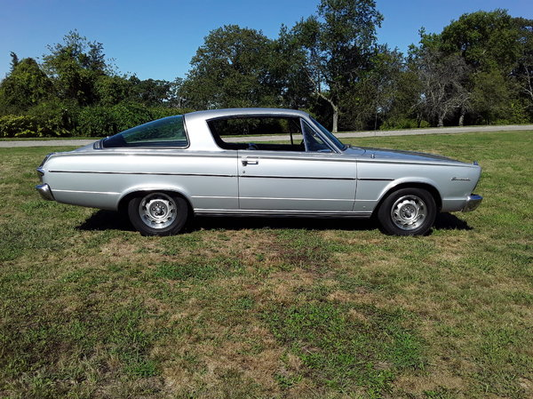 1966 Plymouth Barracuda  for Sale $17,000